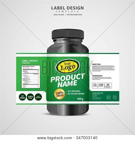 Label Design 111