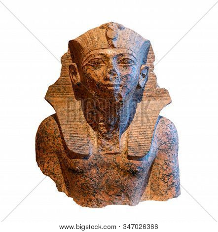 Thutmose Iv, Pharaoh Of The 18th Dynasty Of Egypt, Who Ruled In Approximately The 14th Century Bc.