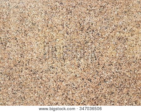 Fiberboard. Compressed Light Brown Wooden Plywood Texture. Close Up Surface Of Pressed Wood-shaving