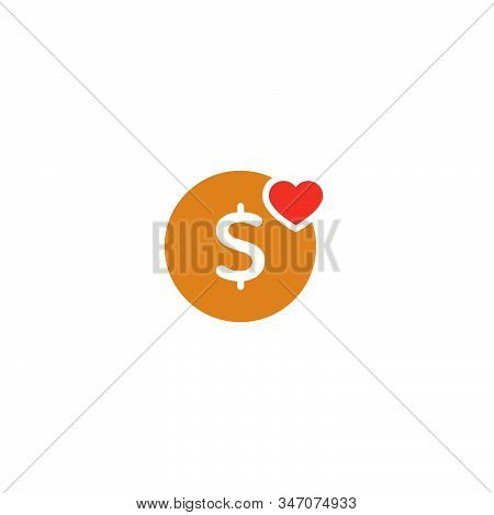 Mind Concept Graphic For Money-oriented.