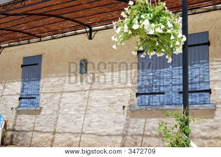 Rustic Building In Provence