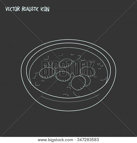 Massachusetts Icon Line Element. Illustration Of Massachusetts Icon Line Isolated On Clean Backgroun