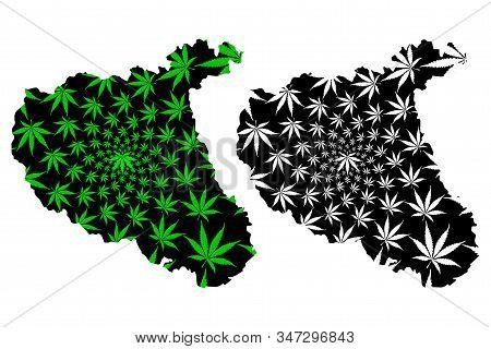 Vrancea County (administrative Divisions Of Romania, Sud-est Development Region) Map Is Designed Can