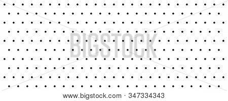 Dot Pattern Polka Background. Abstract Pattern With Dot. Abstract Geometric Shape. Geometrical Backd