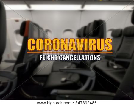 Warning Quotes - Coronavirus Outbreak And Flight Cancellations