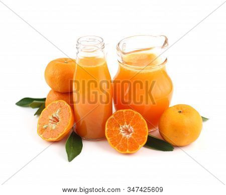 Healty Drink - Fresh And Delicious Orange Juice