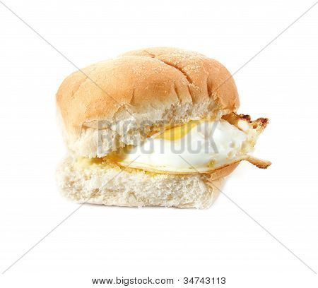 Fried Egg Butty