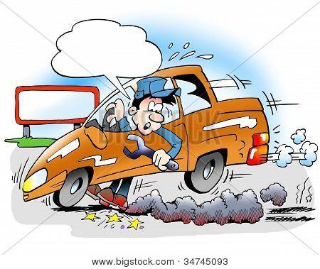 Brake Test