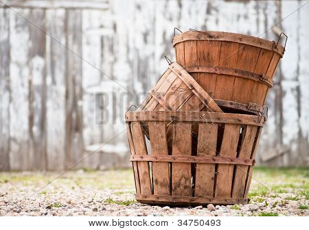 Stack Of Baskets