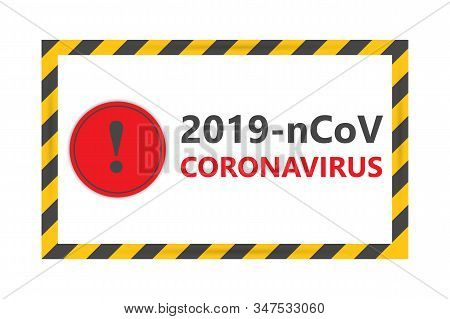 Coronavirus 2019-ncov Symptoms Risk Disease China Medical Health Care Concept Chinese Healthcare Wuh