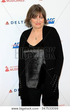 LOS ANGELES - JAN 24:  Christine Albert at the 2020 Muiscares at the Los Angeles Convention Center on January 24, 2020 in Los Angeles, CA