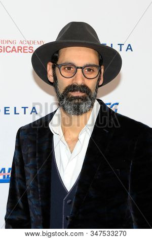 LOS ANGELES - JAN 24:  Cesar Gueikian at the 2020 Muiscares at the Los Angeles Convention Center on January 24, 2020 in Los Angeles, CA