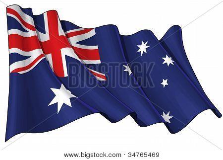 Flag of Australia