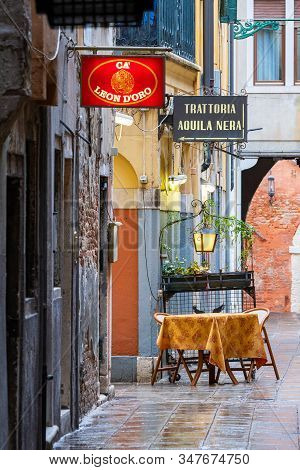Venice, Italy - Image & Photo (Free Trial) | Bigstock