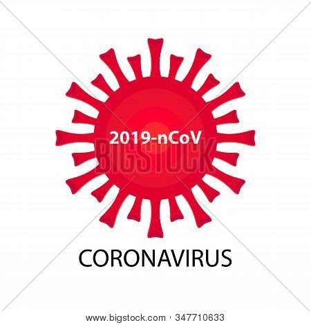 Coronavirus In China. Novel Coronavirus 2019-ncov . Concept Of Coronavirus Quarantine. Mers-cov Midd