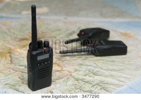 Radio Wireless Comunications For Emergency
