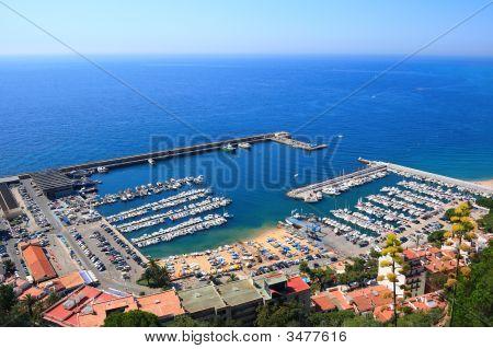 Blanes Port (Costa Brava, Spain)