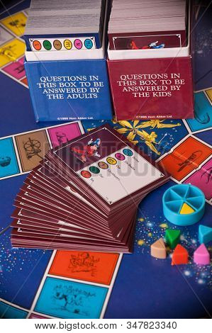 Trivial Pursuit Disney Edition