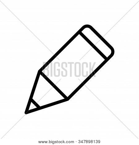 Pencil, Pen Icon Vector Design Templates