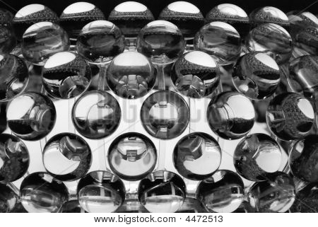 Cristal Lamp