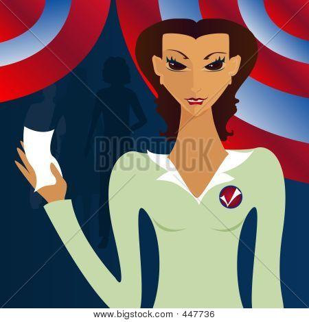 Her Vote Counts