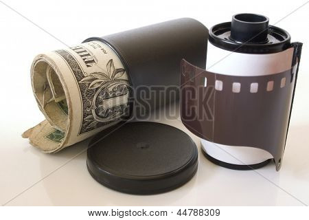 Photo of Clearence film roll
