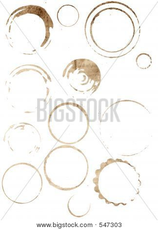 Cup Stains Set