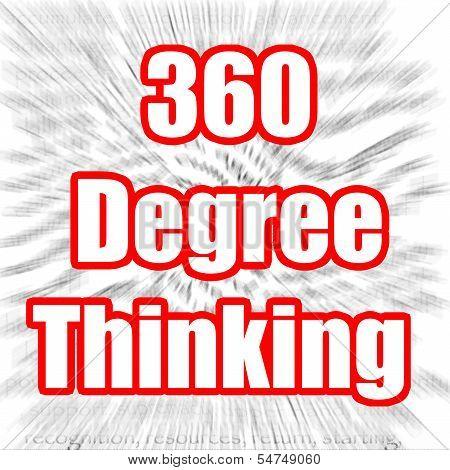 360 Degree Thinking