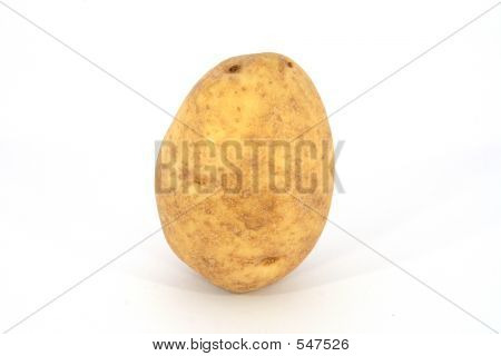 Single Potato Vertical