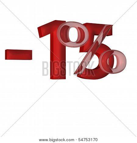 Three-dimensional Inscription -15 %