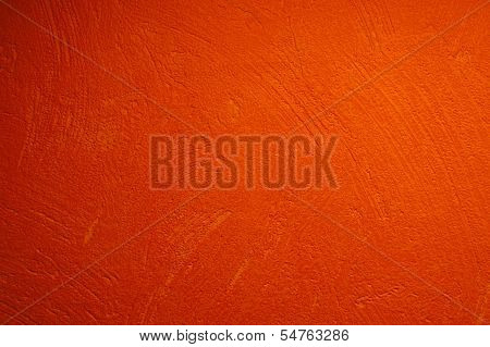 Terracotta wallpaper as a background