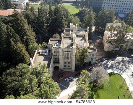 Historic Buildings Of Uc Berkeley Campus