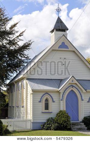 Small Wooden Church