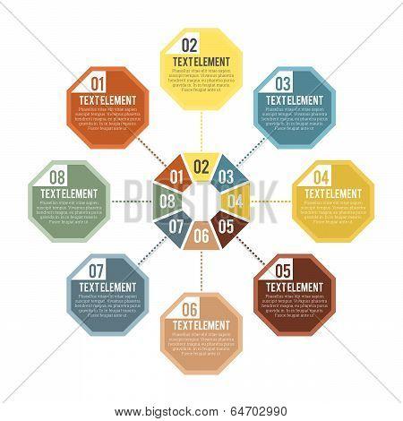 Octagon Part Infographic