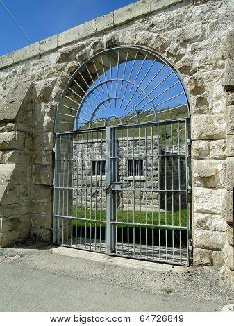 Women's Prison Gate