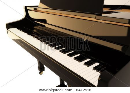 The Black Piano