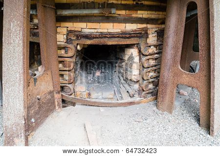Klenshyttan Iron Making Founded In The Early 17Th Century