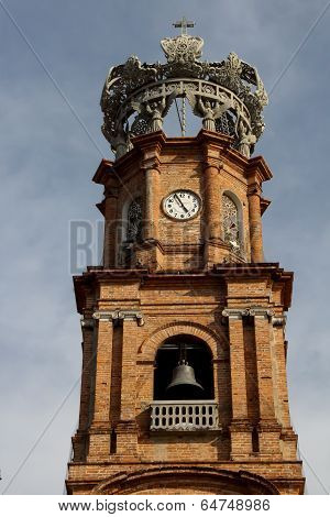 Belltower of old Cathedral.