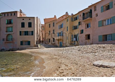 St-tropez Beachfront Homes