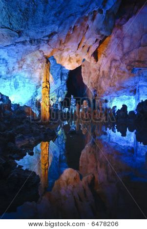 Reed flute cave - Guilin