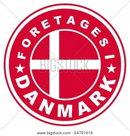 Foretages I Danmark