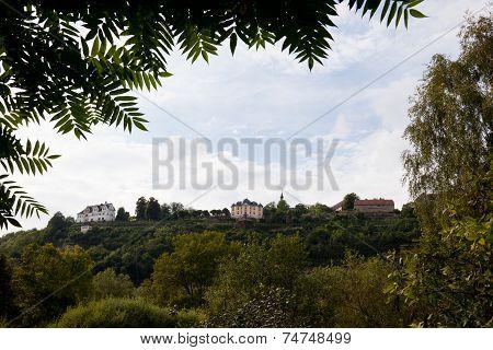 Palace Dornburg