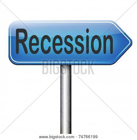 bank crisis recession and stock crash economic and financial bank recession market crash