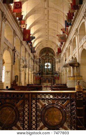 Cathedral Saint-louis Des Invalides