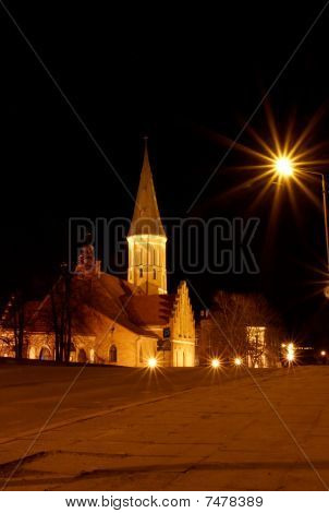 Vytautas' The Great Gothic Church