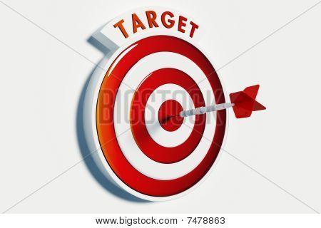Target And  Success