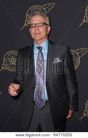 LOS ANGELES - FEB 20:  Tony Denison at the Publicist Guild Luncheon at a Beverly Hilton Hotel on February 20, 2015 in Beverly Hills, CA