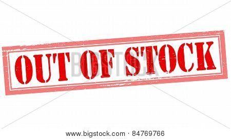 Out Of Stock