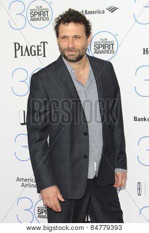 SANTA MONICA - FEB 21: Jeremy Sisto at the 2015 Film Independent Spirit Awards on February 21, 2015 in Santa Monica, California