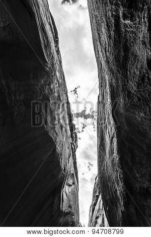 Brimstone Gulch Dry Fork Narrows Of Coyote
